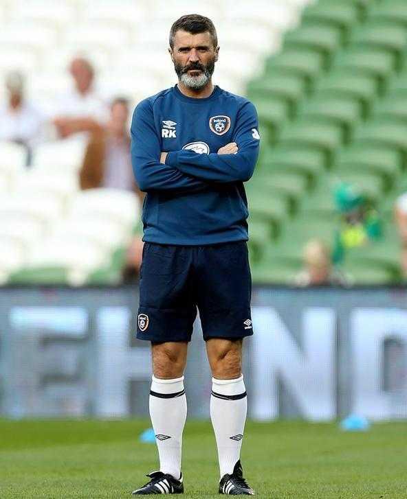 Roy Keane Football