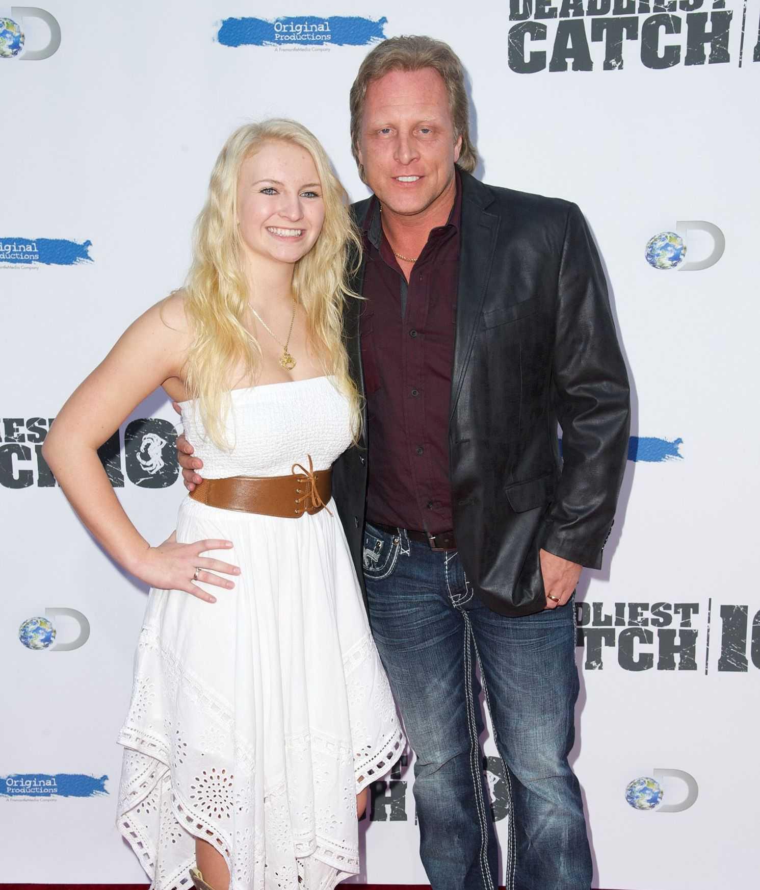 Mandy Hansen Father