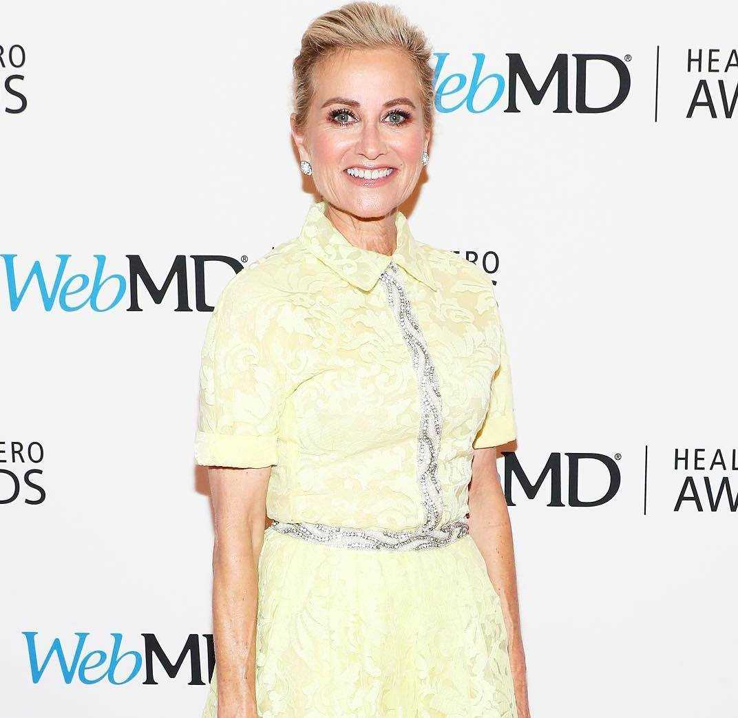 Maureen McCormick Famous For
