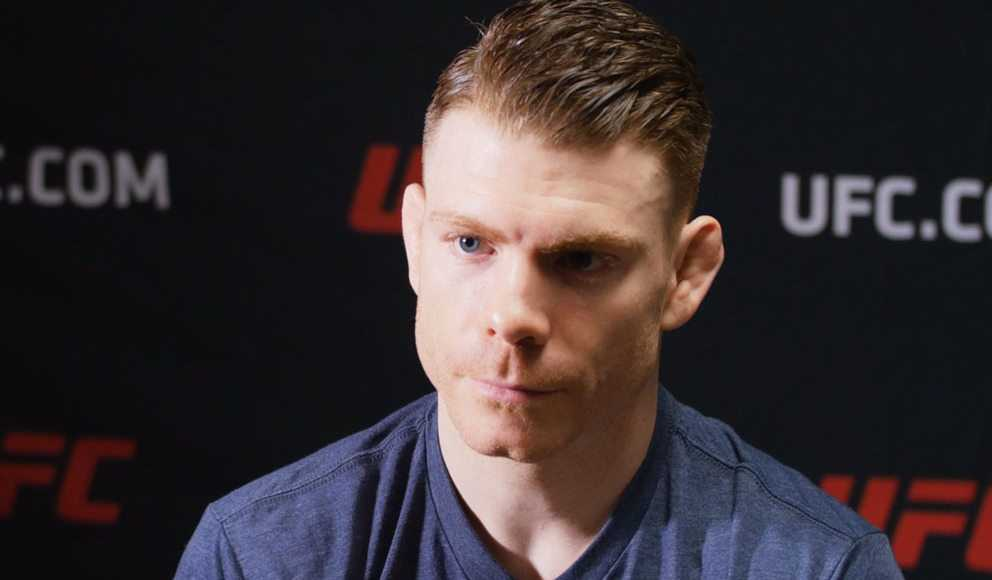 Paul Felder Weight