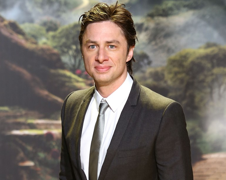 Zach Braff TV Shows
