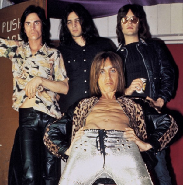 Iggy Pop Band