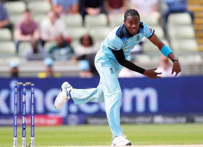 Jofra Archer Cricketer