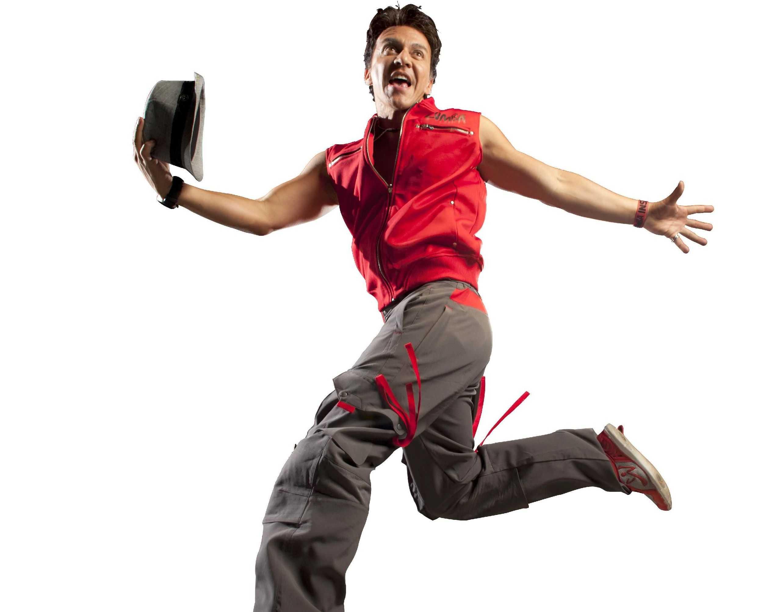 Beto Perez Dancer