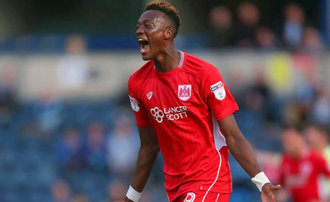 Tammy Abraham Bristol City