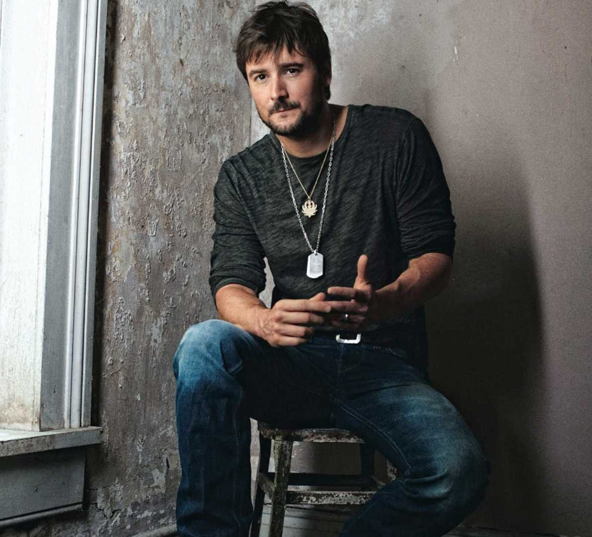 Eric Church Early Life