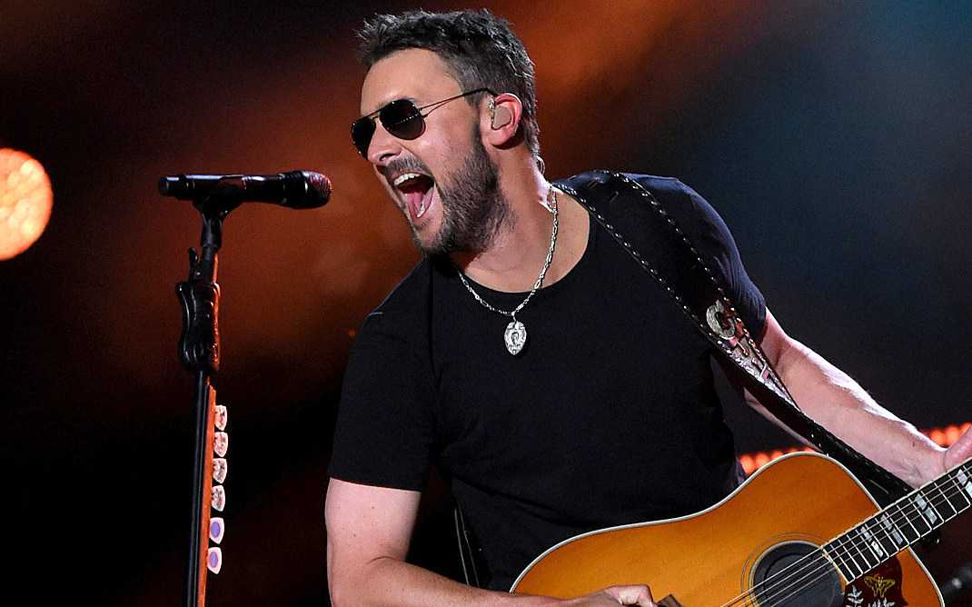 Eric Church Singer