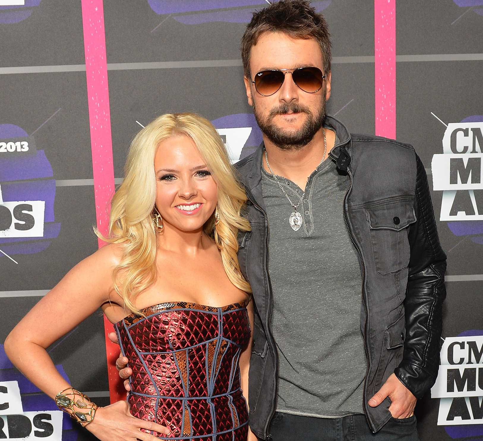 Eric Church Wife