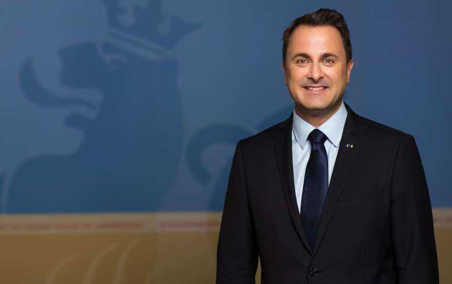 Xavier Bettel Politician
