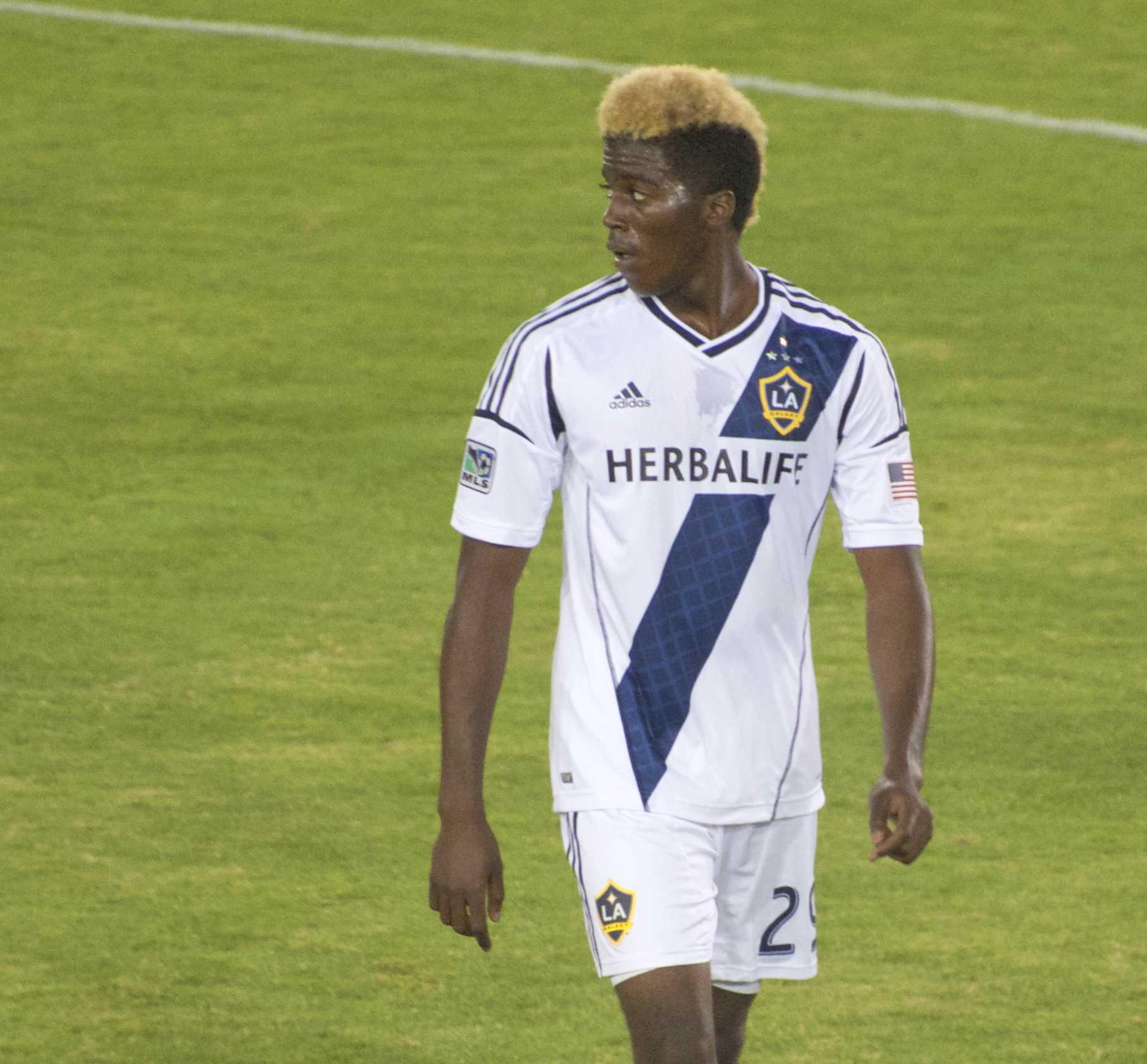 Gyasi Zardes Soccer