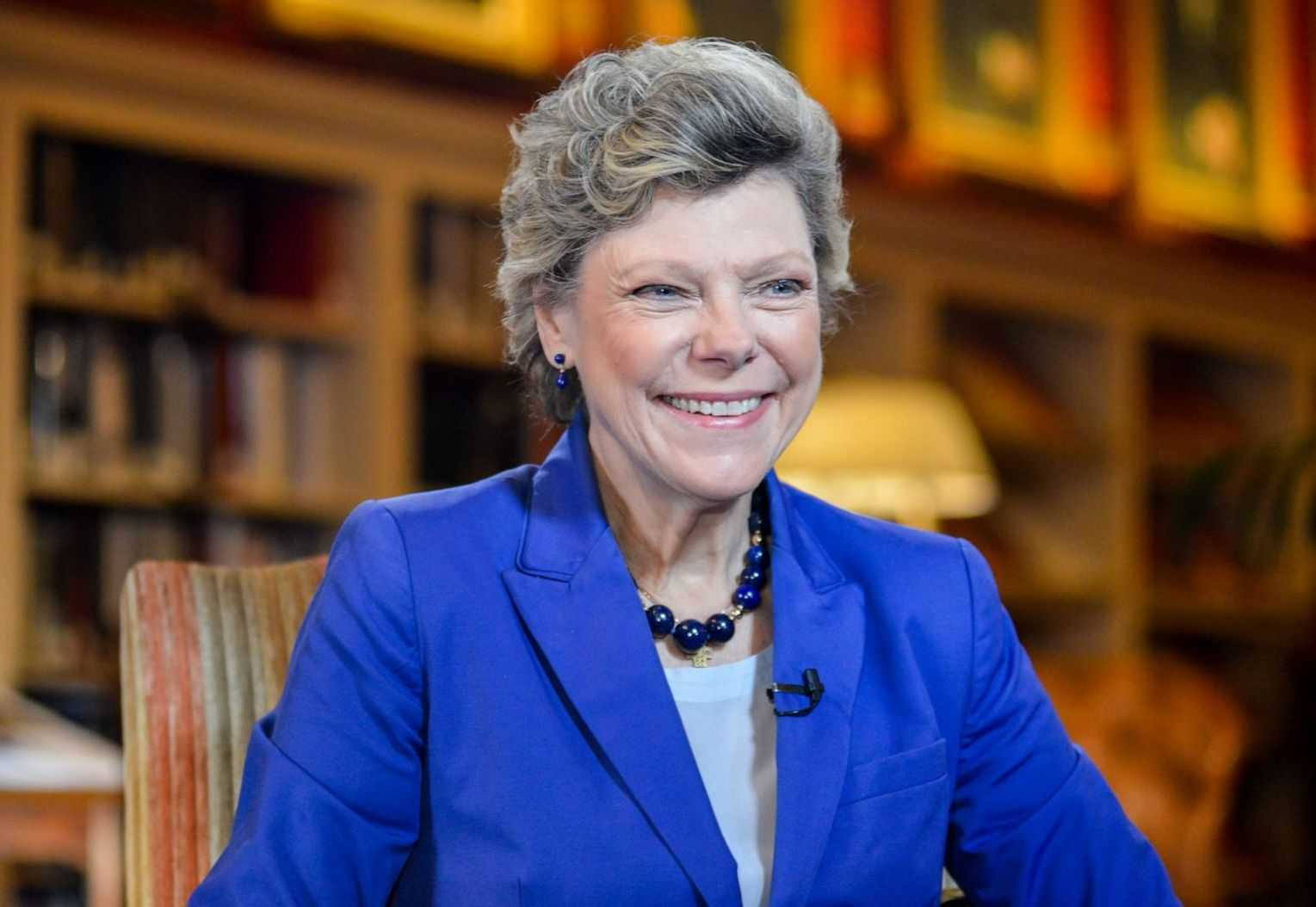 Cokie Roberts Journalist