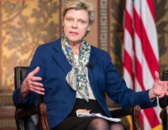 Cokie Roberts Author