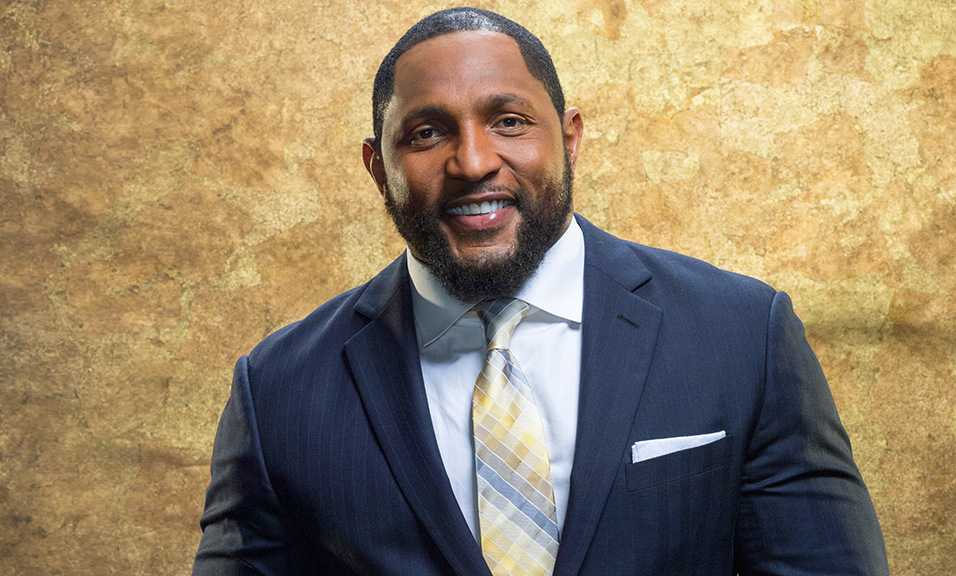 Ray Lewis Football