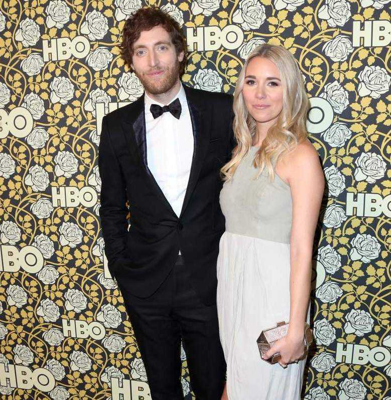 THomas Middleditch wife