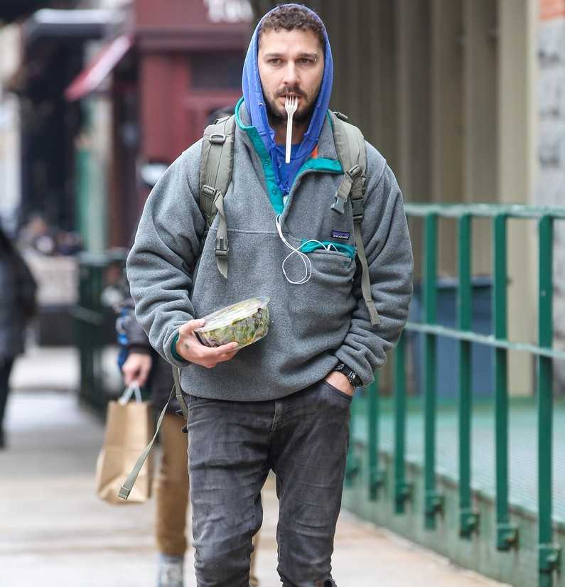 Shia LaBeouf Height