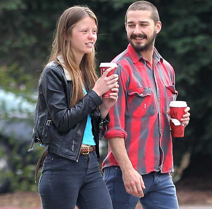 Shia LaBeouf Wife