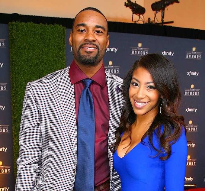 Calvin Johnson Wife