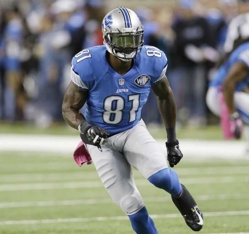 Calvin Johnson NFL