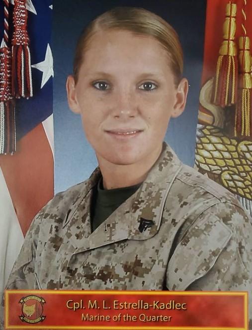 Lacey Evans Marine