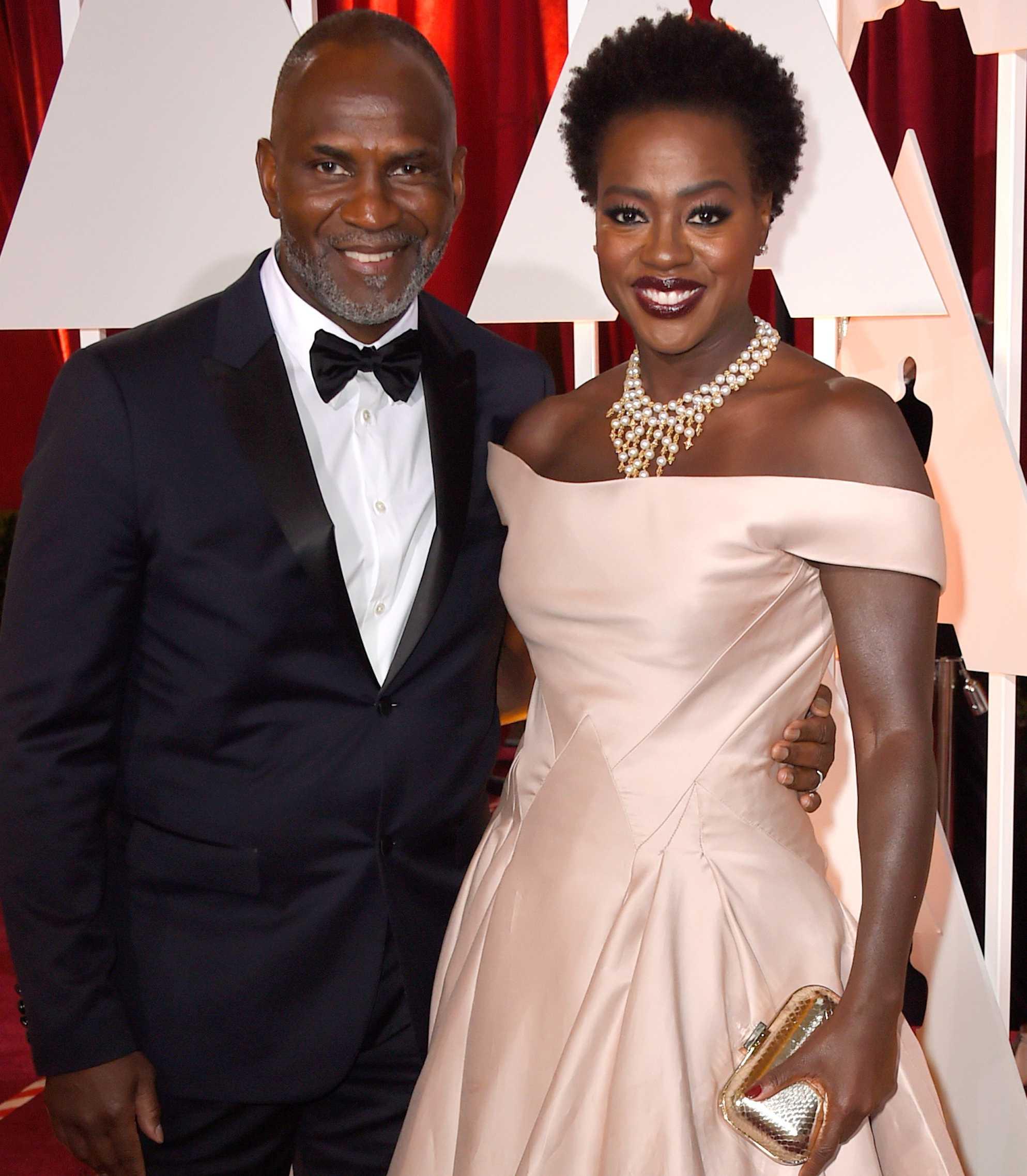 Viola Davis Husband