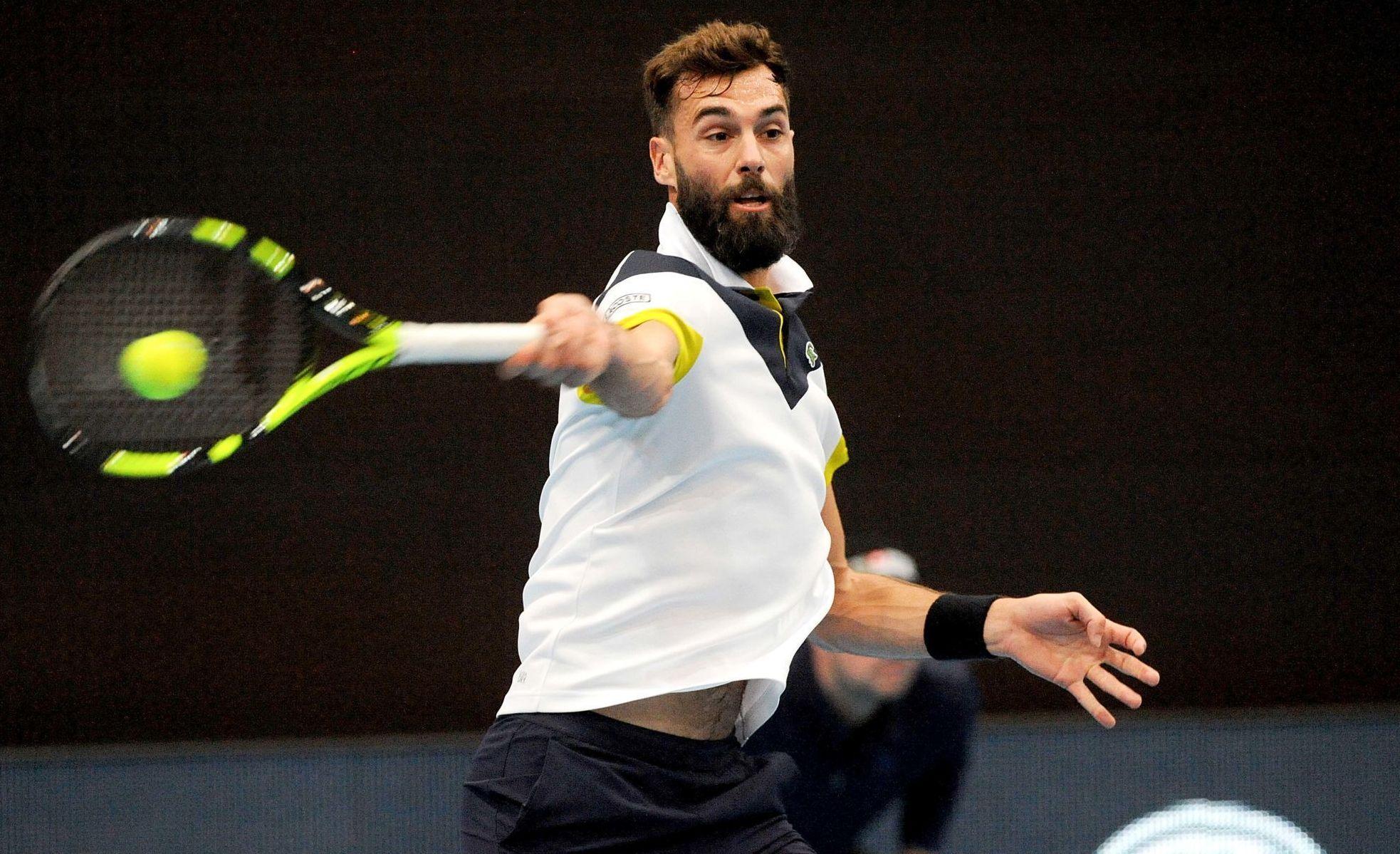 Benoit Paire Tennis