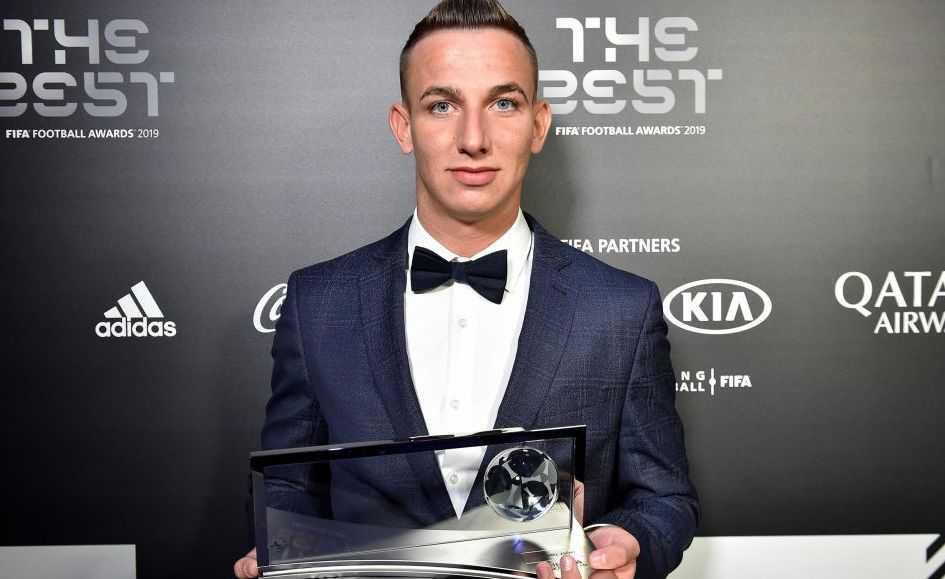 Daniel Zsori Award
