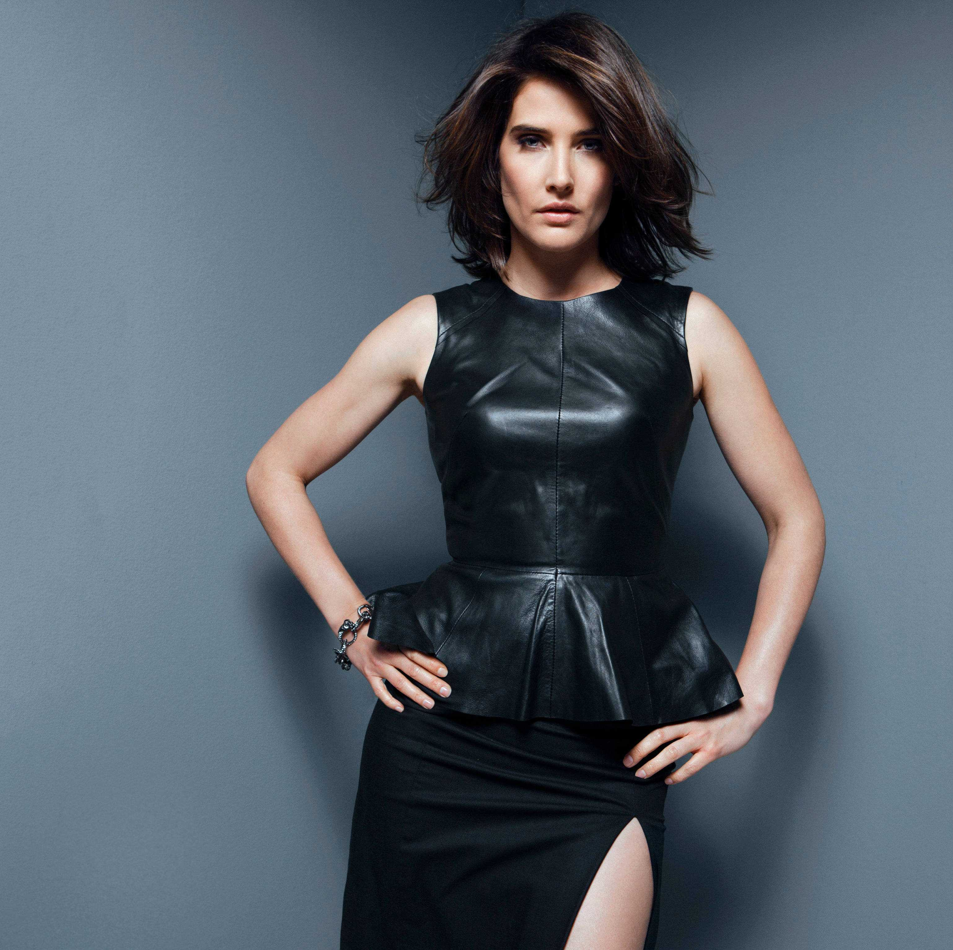 Cobie Smulders Famous For