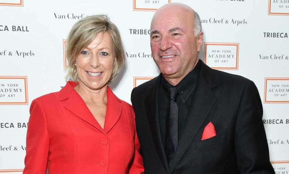 Linda O'Leary Married