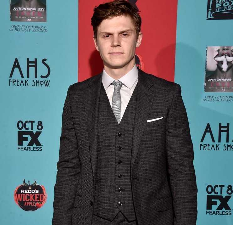 Evan Peters Famous For
