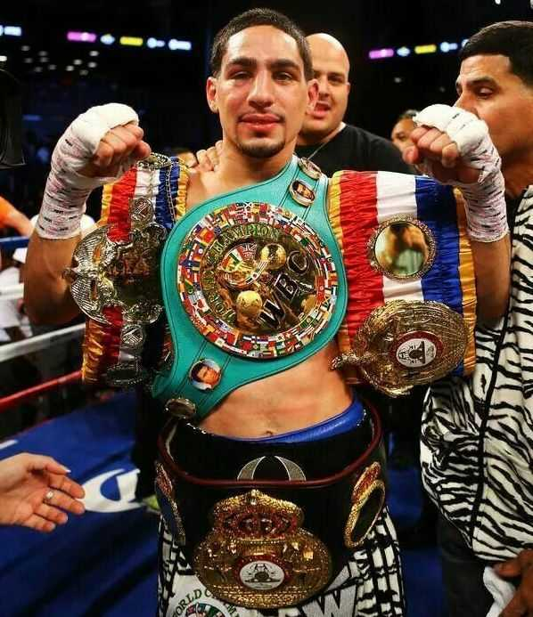Danny Garcia Championship