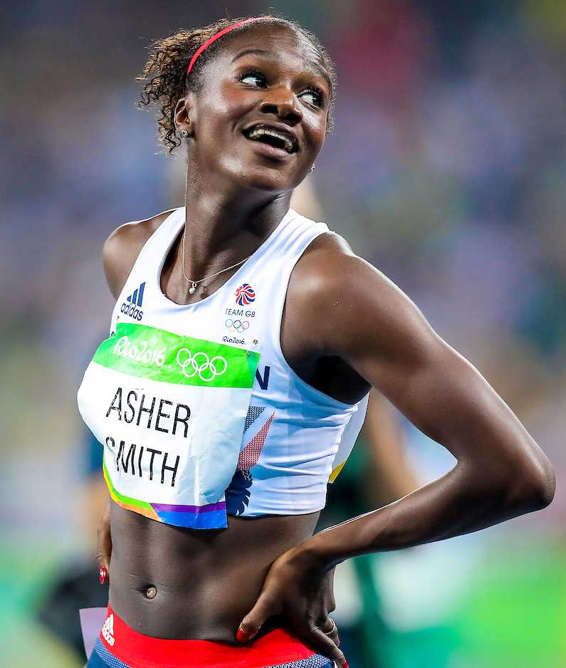 Dina Asher-Smith Nationality