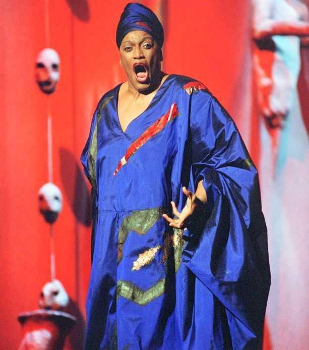 Jessye Norman Singer