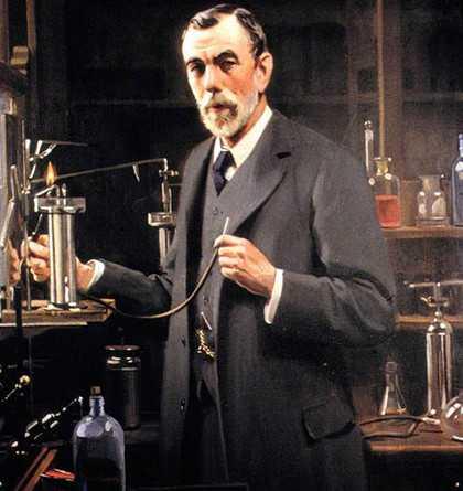 Sir William Ramsay Chemist