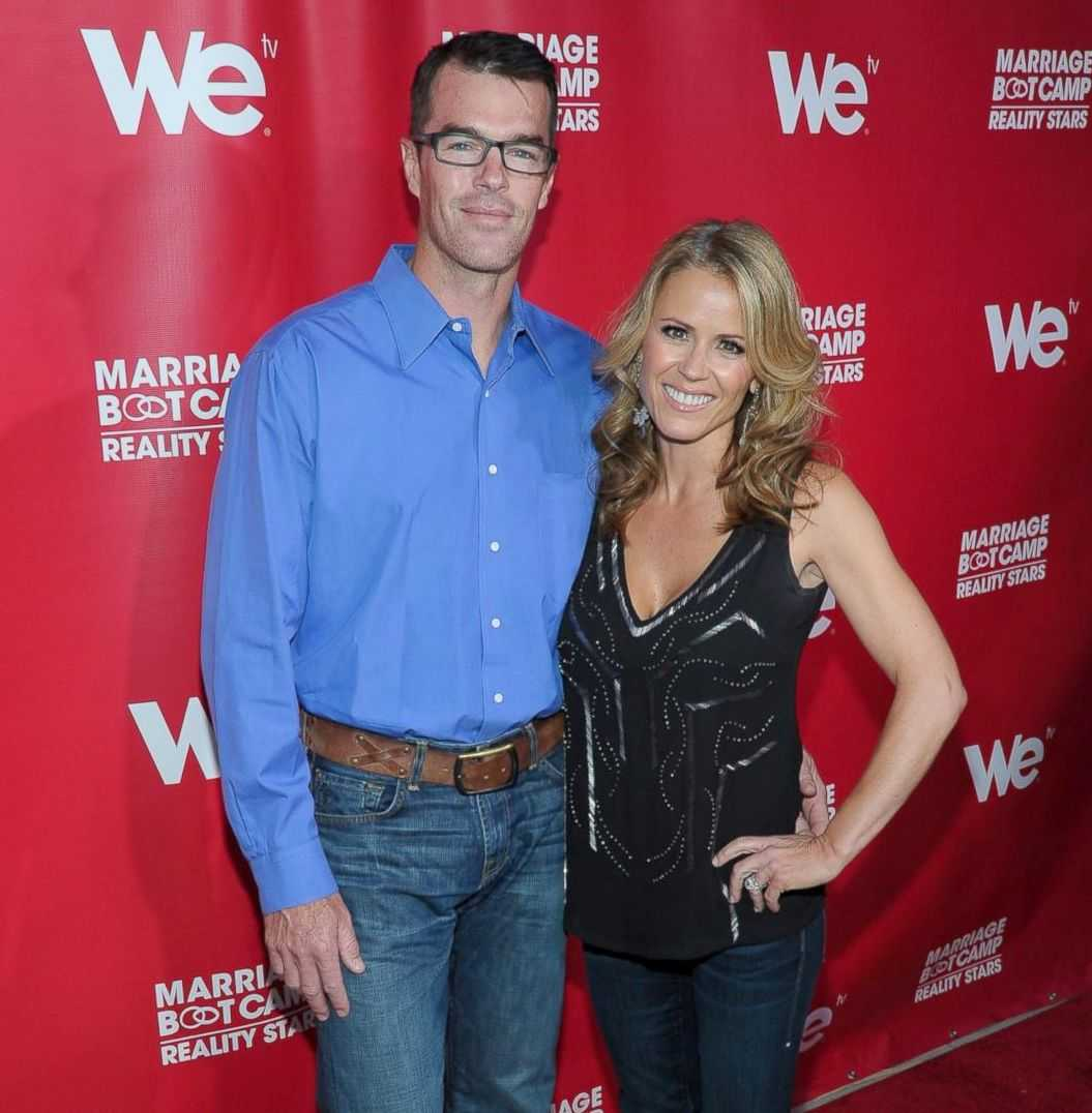 Trista Sutter Husband