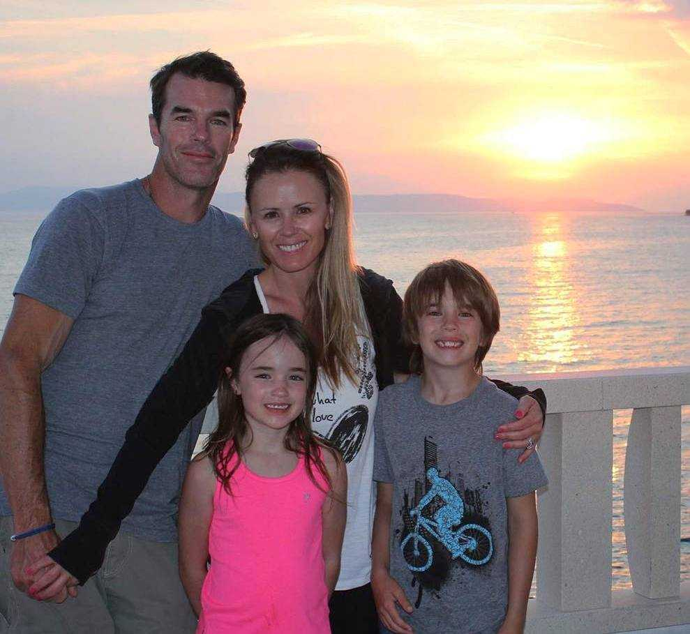 Trista Sutter Family