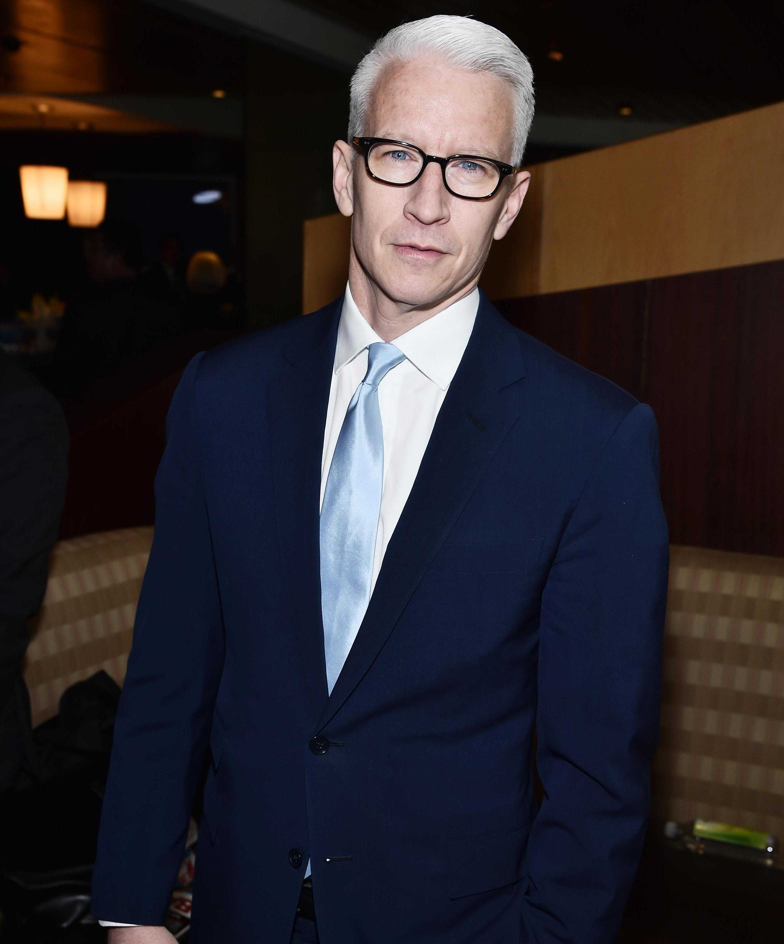 Anderson Cooper Career
