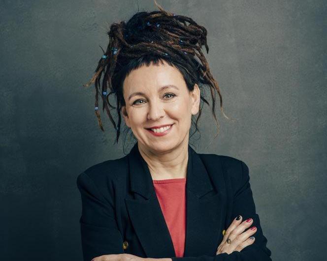 Olga Tokarczuk Activist