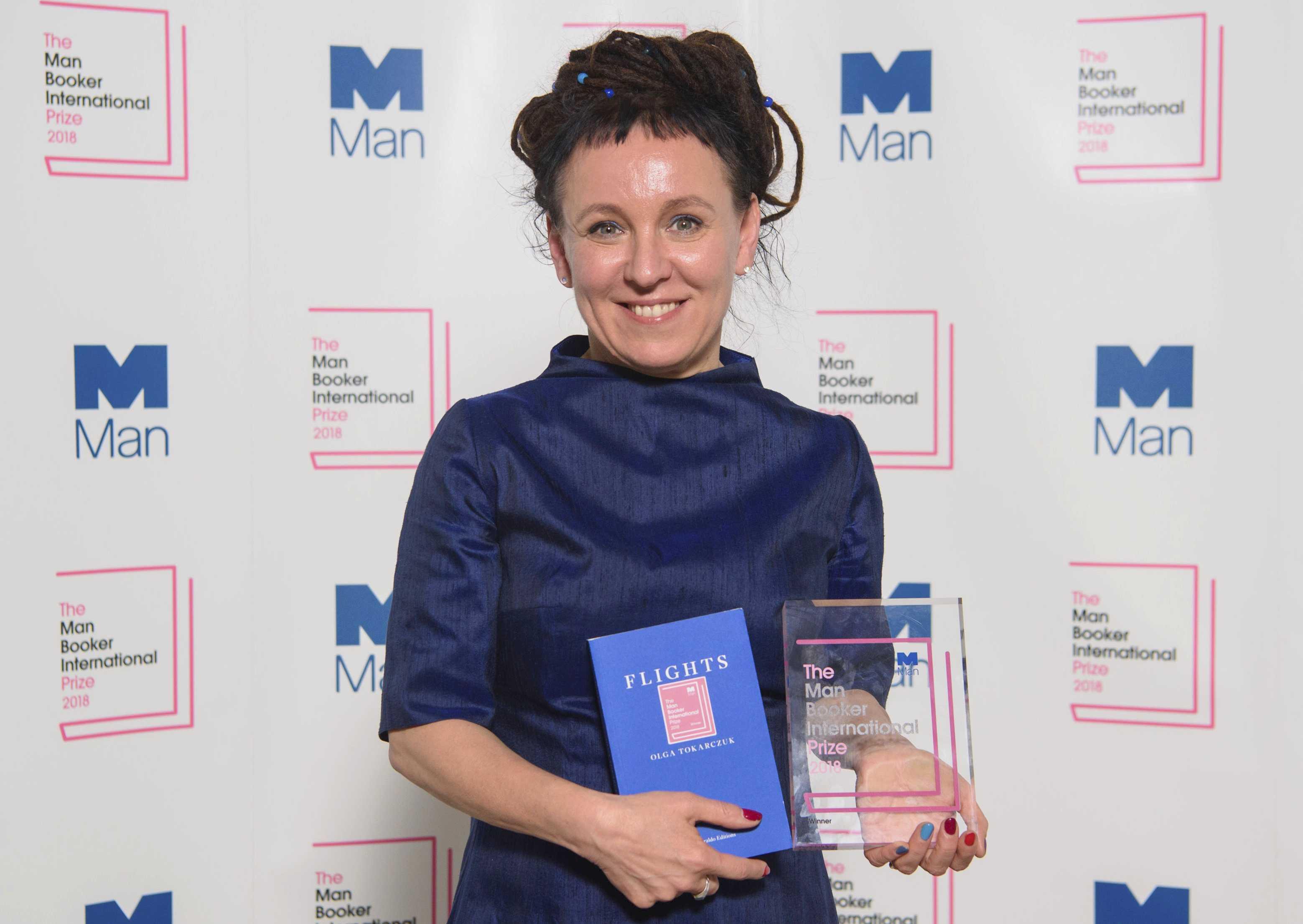 Olga Tokarczuk Books