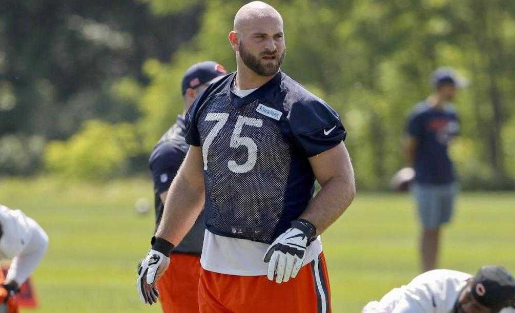 Kyle Long Current Team