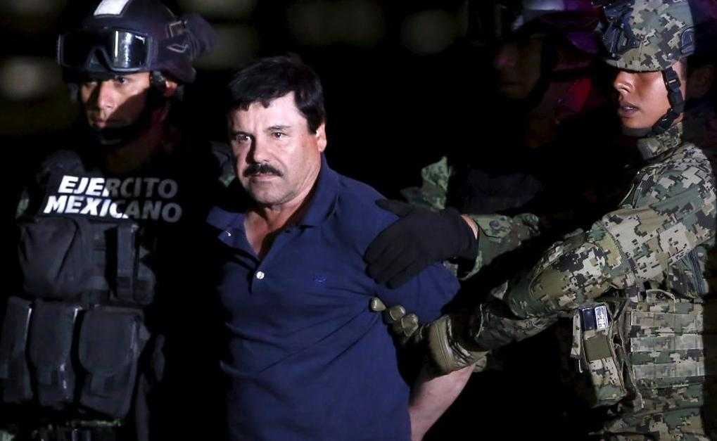 El Chapo Career