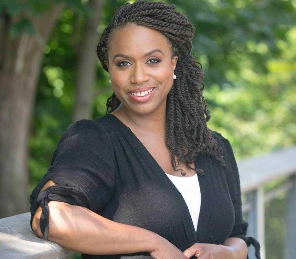 Ayanna Pressley US Rep