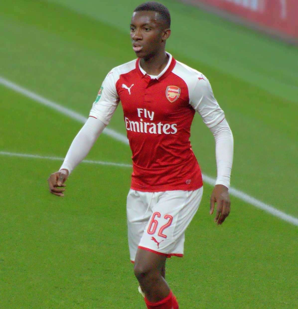 Eddie Nketiah Nationality