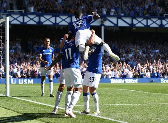Andre Gomes Everton