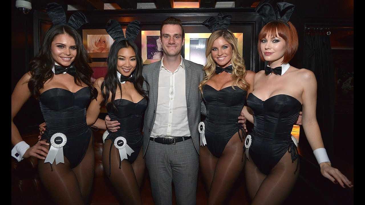 Cooper Hefner Playboy