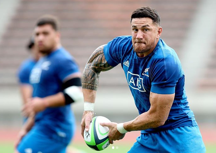 Sonny Bill Williams Career