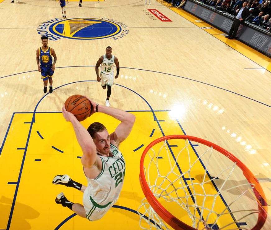 Gordon Hayward Career