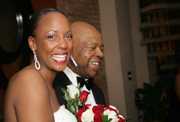 Maya Rockeymoore Cummings Married