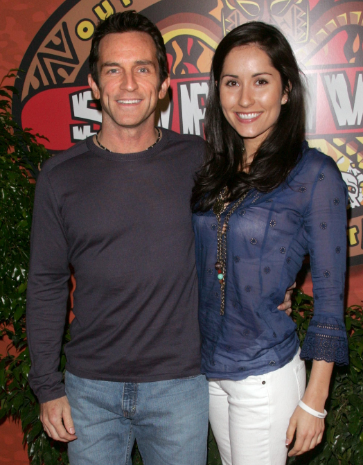 Julie Berry and Jeff Probst Relationship