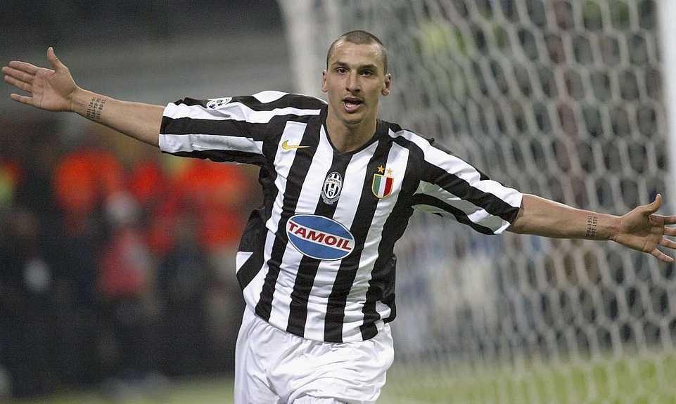 Zlatan Ibrahimovic Juventus