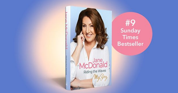 Jane McDonald Books